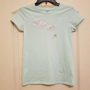 Girls Puma T-Shirt